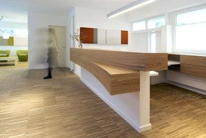 Doctor's Office Bad Homburg | Manufacturer references | acousticpearls