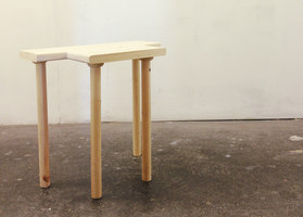 Tea Stool | Prototipos | RYAN HARC
