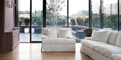 Terrazza privata (Milano) | Manufacturer references | De Castelli
