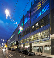 42 rue du Rhône | Office buildings | Sheppard Robson