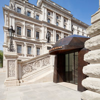 Churchill War Rooms | New Entrance Building | Musei | Clash Associates Ltd