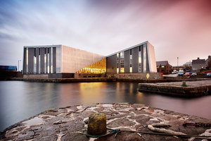 Mareel | Cinema and Music Venue | Cinema complexes | Gareth Hoskins Architects