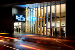 Mareel | Cinema and Music Venue | Cinema multisale | Gareth Hoskins Architects