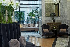 Hotel Bristol Warsaw | Hotel interiors | Anita Rosato Interior Design