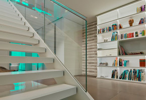 Penthouse Frankfurt   Living space   KERN-DESIGN
