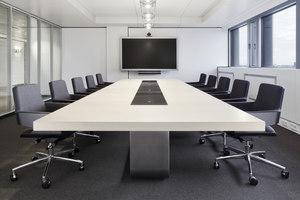 Quadriga Capital Frankfurt | Manufacturer references | Thonet