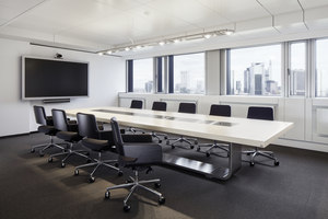 Quadriga Capital Frankfurt | Manufacturer references | Thonet