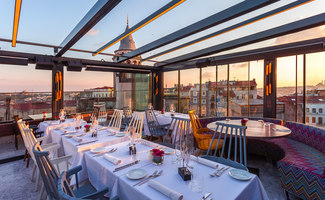 Robins Cafè & Restaurant | Manufacturer references | Kartell