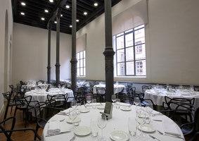 Restaurant La Flor Del Paraninfo | Manufacturer references | Kartell
