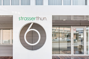 strasserthun showroom «punkt6» |  | Harry Hersche