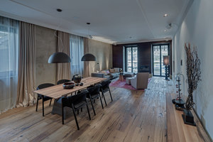 Private Eigentumswohnung The Chedi Andermatt | Living space | Harry Hersche