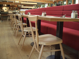 Fields Bar & Restaurant | Manufacturer references | ercol