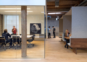 Giant Pixel | Office facilities | o+a