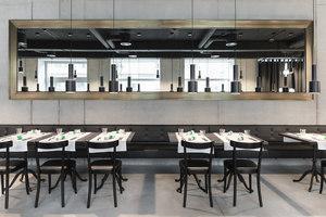 Placid Hotel / Restaurant Buckhuser Zürich | Manufacturer references | horgenglarus