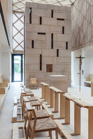 Seminarkirche Erzbischöfliches Priesterseminar Paderborn | Manufacturer references | horgenglarus