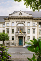 Krefeld Regional Court | Manufacturer references | Dauphin