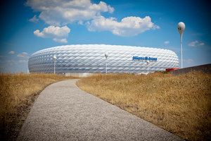 Allianz Arena | Manufacturer references | Wittmann