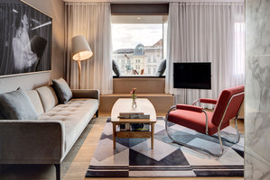 The Guesthouse Vienna | Manufacturer references | Wittmann
