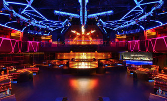 Hakkasan Night Club | Manufacturer references | Anzea Textiles