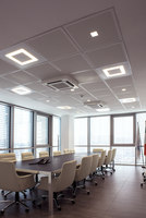 Corporate Offices Bergamo | Manufacturer references | Panzeri