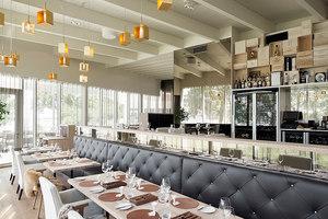 NOA Restoran | Manufacturer references | Panzeri