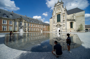 Averbode Abbey   Public squares   OMGEVING