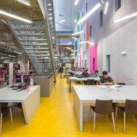 LA SORBONNE | The Univeristy of Paris IV | Centre Clignancourt | Manufacturer references | LUMINA