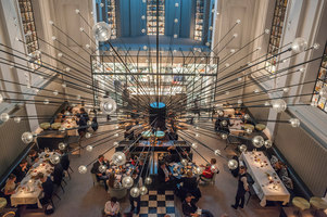 THE JANE, Restaurant | Restaurant interiors | PSLab