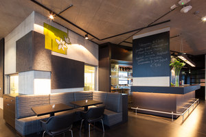 Comida y Luz & Comida y Pan | Restaurants | Söhne&Partner architects