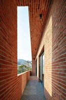 Fortress Brick House | Detached houses | Wise Architecture