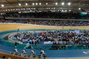 Velodrome | Arene sportive | Hopkins Architects