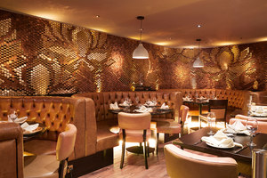 Sukhothai Restaurant | Diseño de restaurantes | Giles Miller Studio