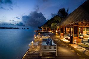 Conrad Maldives Rangali Island | Herstellerreferenzen | Neoz Lighting