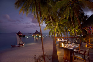 Conrad Maldives Rangali Island | Manufacturer references | Neoz Lighting