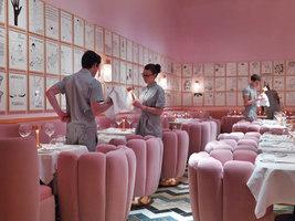 Sketch Restaurant | Manufacturer references | Neoz Lighting
