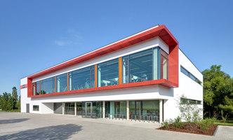 FitnessPark | Sports facilities | BERSCHNEIDER + BERSCHNEIDER