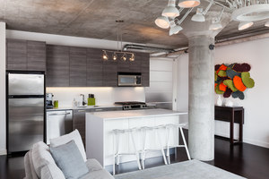 Loft 002 | Living space | Rad Design Inc