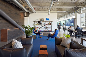 Dropbox | Office facilities | Geremia Design