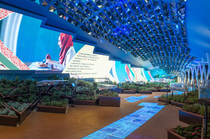 EXPO Milano 2015 | Riferimenti di produttori | Linea Light Group