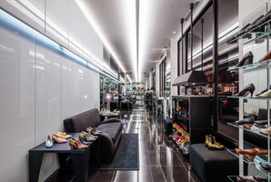 Walter Steiger Boutique | Manufacturer references | Linea Light Group reference projects