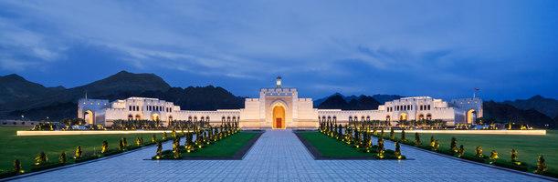 The Parliament Of The Sultanate Of Oman | Riferimenti di produttori | Linea Light Group