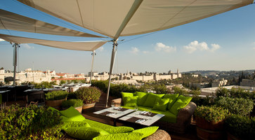 The Mamilla Hotel | Manufacturer references | Rexa Design