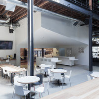 Pinterest Headquarters | Edifici per uffici | First Office