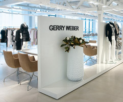 GERRY WEBER International AG | Manufacturer references | Assmann Büromöbel