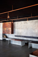 Restaurant & Bar Nazdrowje | Restaurant interiors | Design by Richard Lindvall