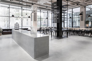 Usine | Bar interiors | Design by Richard Lindvall