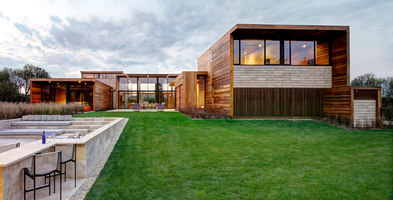 Sam's Creek | Einfamilienhäuser | Bates Masi + Architects LLC