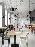 Café Záhorský, Prague | Manufacturer references | TON reference projects
