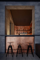 Copper Bar | Manufacturer references | TON reference projects