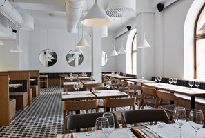 The Intro Restaurant and Club | Manufacturer references | TON reference projects